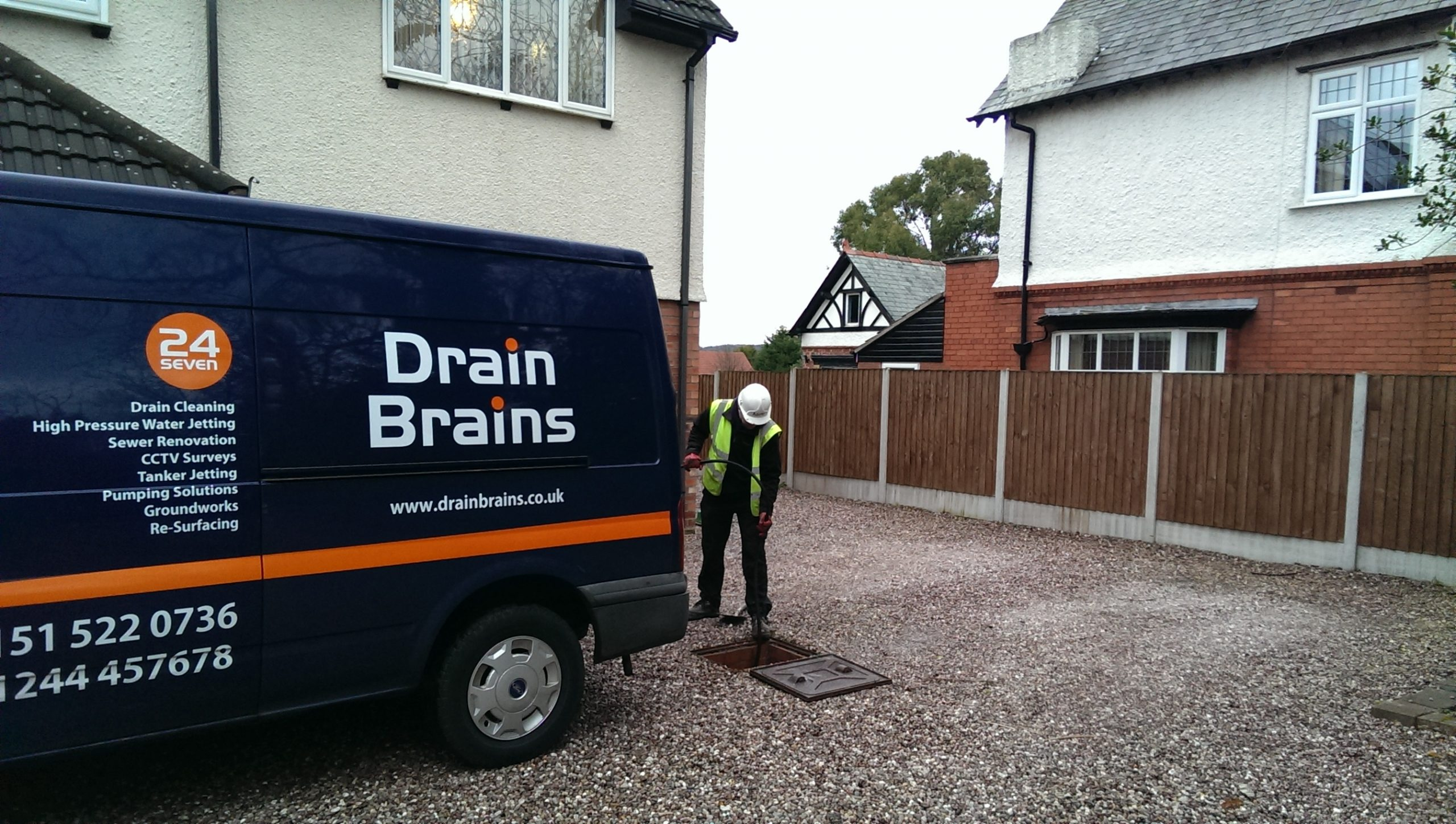 When do you need a CCTV drain inspection
